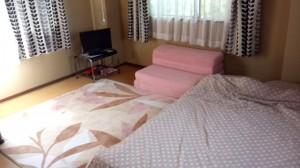 部屋A(2人部屋)